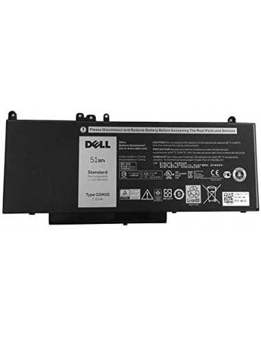 Dell baterija originali E5450 E5550...