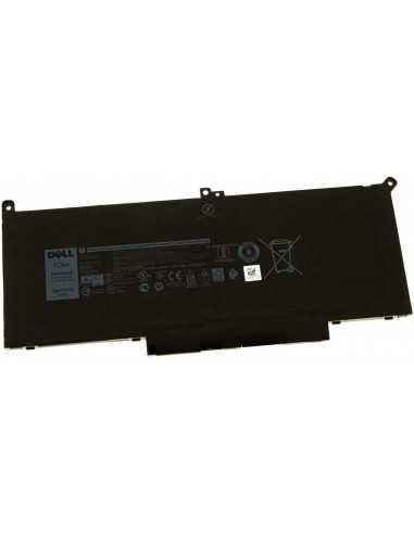 DELL ORIGINALI BATERIJA Dell Latitude E7280, E7480, E7290, 7380 4-Cell 60Whr Primary Battery DM3WC F3YGT