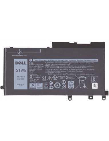 Latitude E5280 E5480 Battery 51Wh...