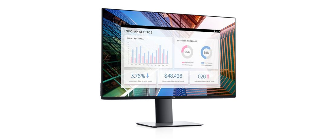 Monitorius Dell U2719D