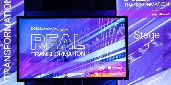 """Vilniuje vyksta """"Dell Technologies Forum 2019"""" forumas: kaip spręsti skaitmeninės transformacijos iššūkius?"""